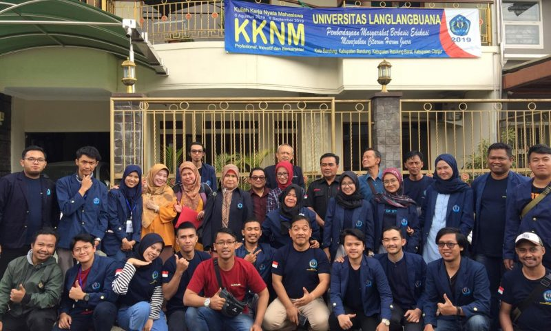 Monitoring Lapangan Pelaksanaan KKNM Unla
